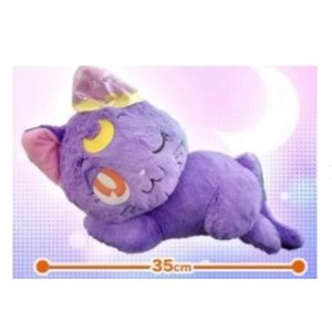 Other - Sailor moon sleeping Luna plushie